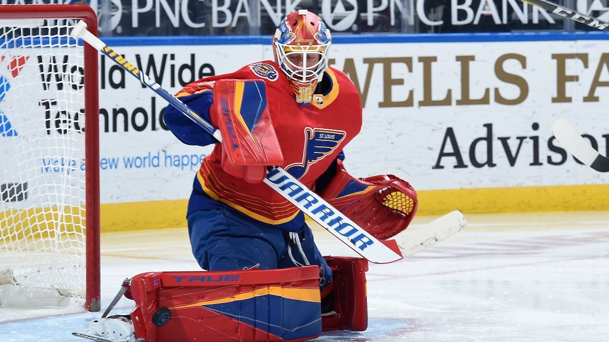 NHL Betting Odds & Picks For Saturday's 10-Game Slate article feature image