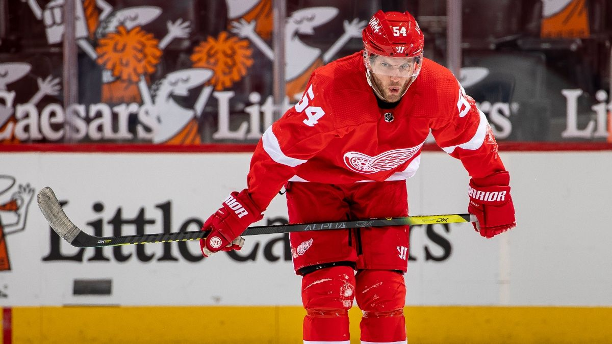 Lightning vs. Red Wings NHL Odds & Pick: Detroit Has Value as Big Underdogs (Tuesday, March 9) article feature image