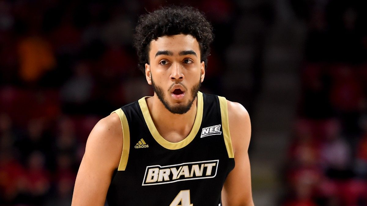 Mount St. Mary's vs. Bryant Odds & Pick: How to Bet the Northeast Conference Championship (Tuesday, March 9) article feature image