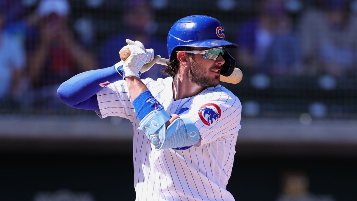 MLB Opening Day Promo: -215? Nope! Bet the Cubs at +100! article feature image