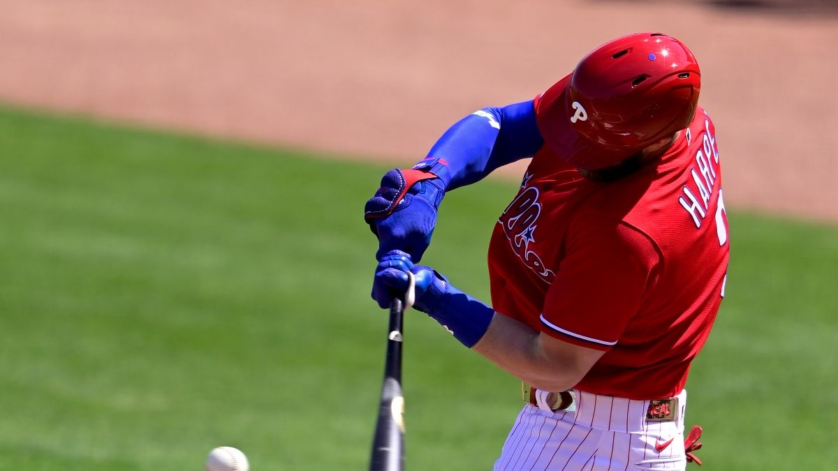Philadelphia Phillies Odds, Promos: Bet $20, Win $150 if the Phillies Get a Hit! article feature image