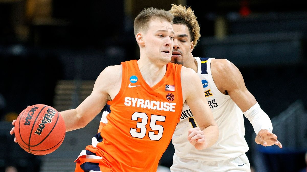 2021 NCAA Tournament Odds: Final Four Most Outstanding Player Bets to Consider Before Sweet 16 article feature image