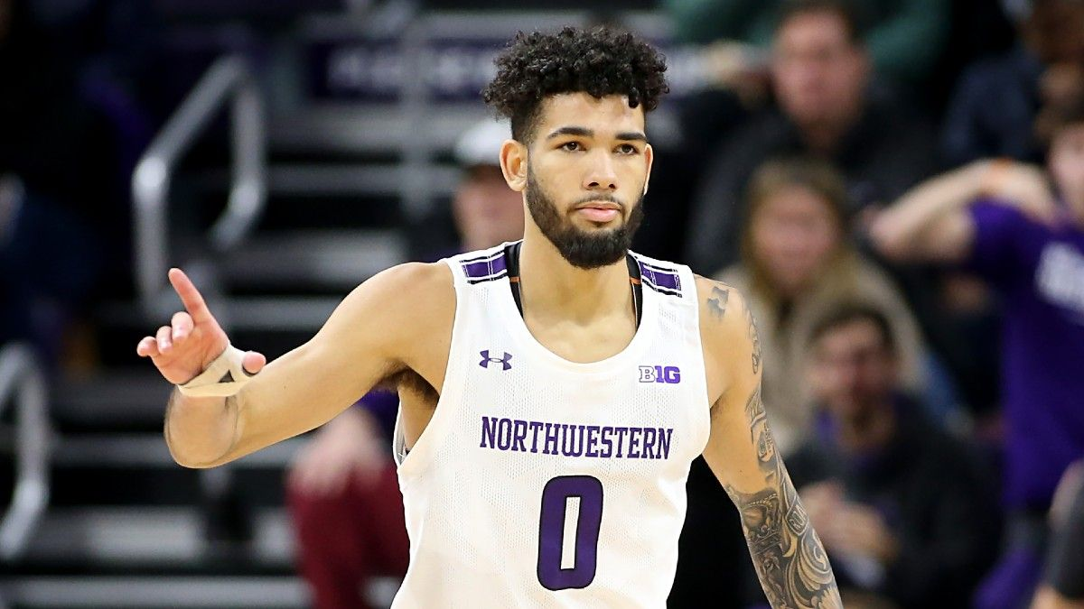 Wednesday's College Basketball Odds & Picks: Our Best Bets for the Early Evening Games, Including Northwestern vs. Minnesota & Fresno State vs. New Mexico (March 10) article feature image