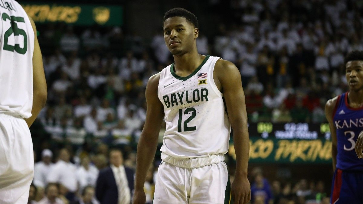 Baylor vs. West Virginia College Basketball Odds & Pick: Back Bears to Rebound After First Loss article feature image