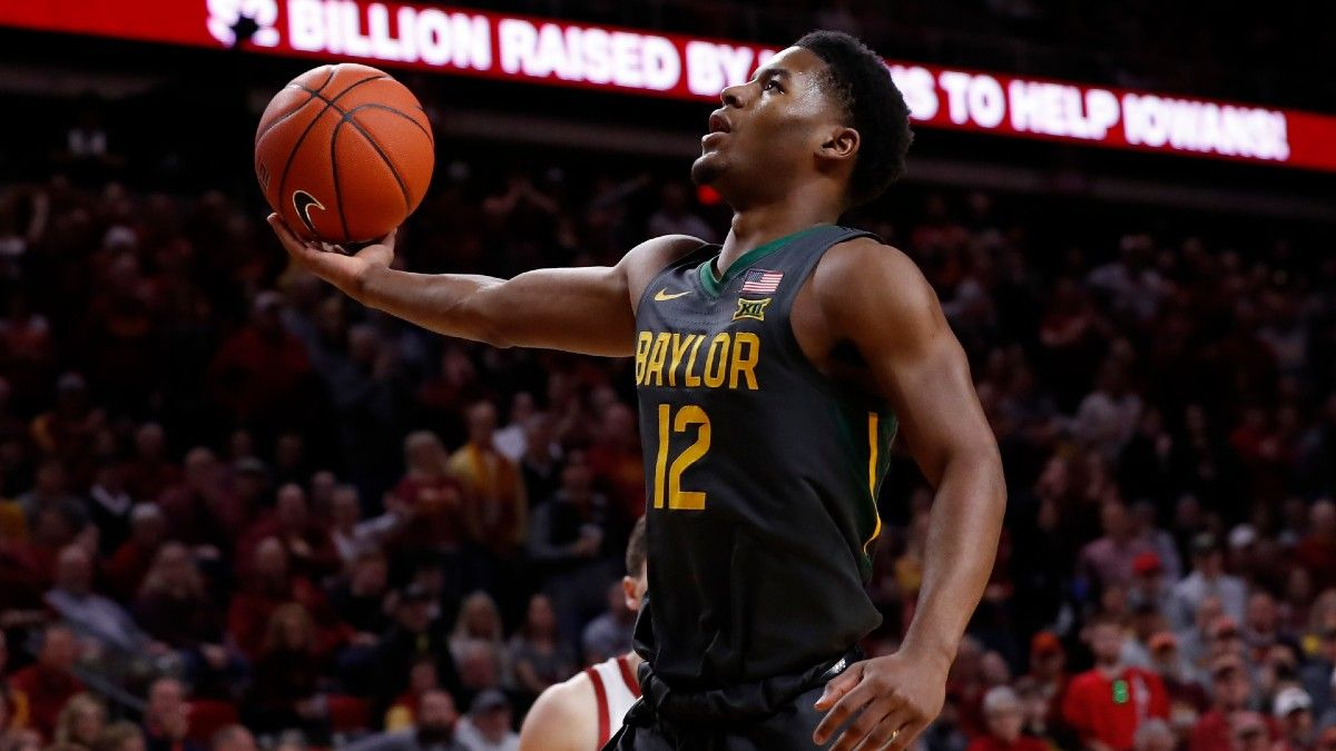 Oklahoma State vs. Baylor Odds & Pick: How To Bet This College Basketball Over/Under article feature image