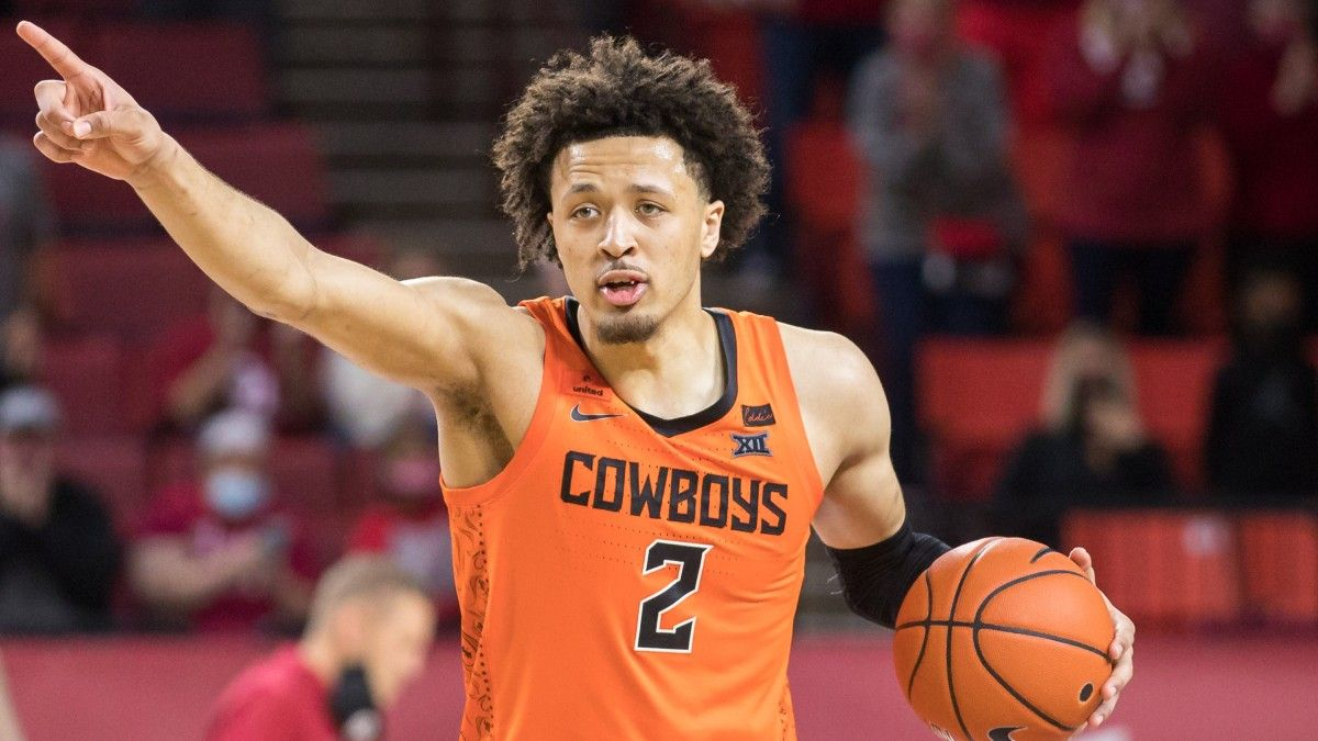 Oklahoma State vs. Liberty Betting Odds: Spread, Prediction for 2021 NCAA Tournament article feature image