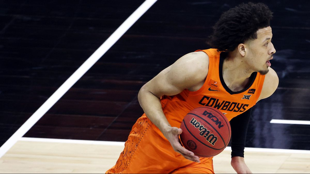 NCAA Tournament Player Breakdown: Cade Cunningham Is the NBA's Next Big Thing article feature image
