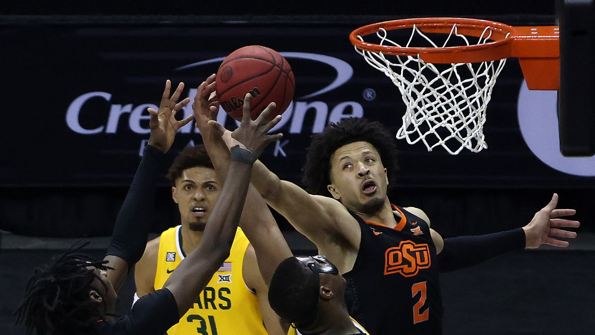 NCAA Tournament Player Prop Picks: Bets for Cade Cunningham, 2 More First Round Games (Friday, March 19) article feature image