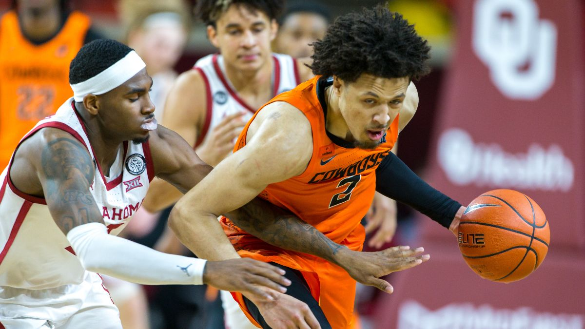 2021 NBA Draft Odds: Cade Cunningham Opens as the Clear Favorite for No. 1 Pick article feature image