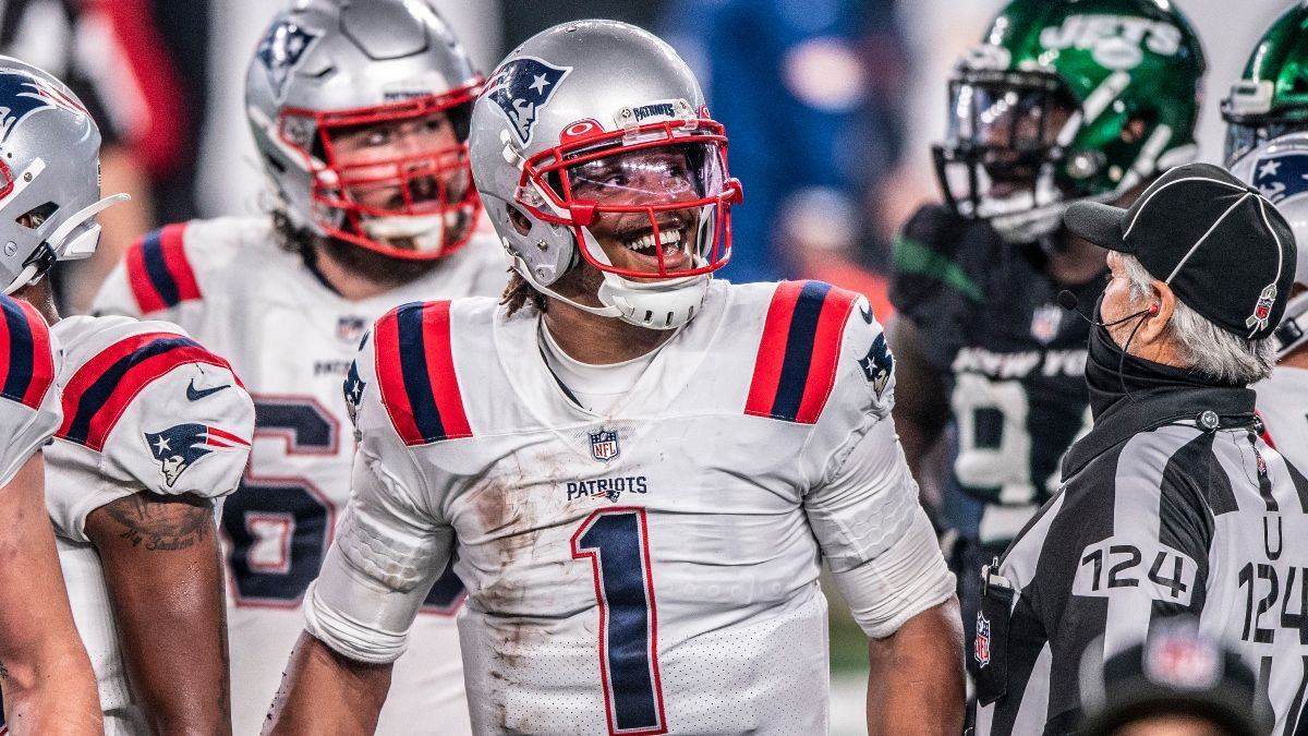 The Fantasy Dominoes of Cam Newton Re-Signing with Patriots article feature image