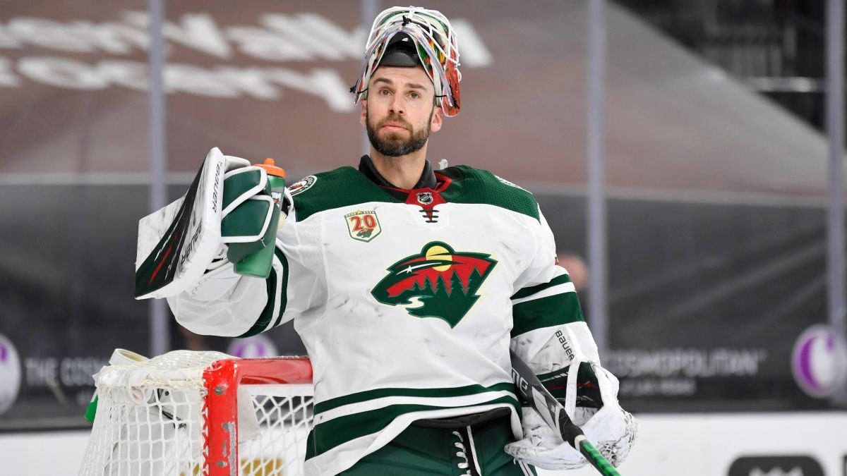 NHL Odds & Picks for Wild vs. Golden Knights: Grab Minnesota as an Underdog article feature image