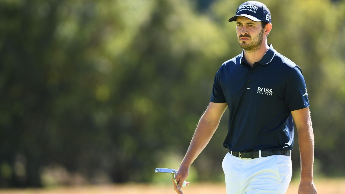 Sobel's 2021 PLAYERS Championship Betting Picks and Preview: Bet Patrick Cantlay to Come Through at TPC Sawgrass article feature image