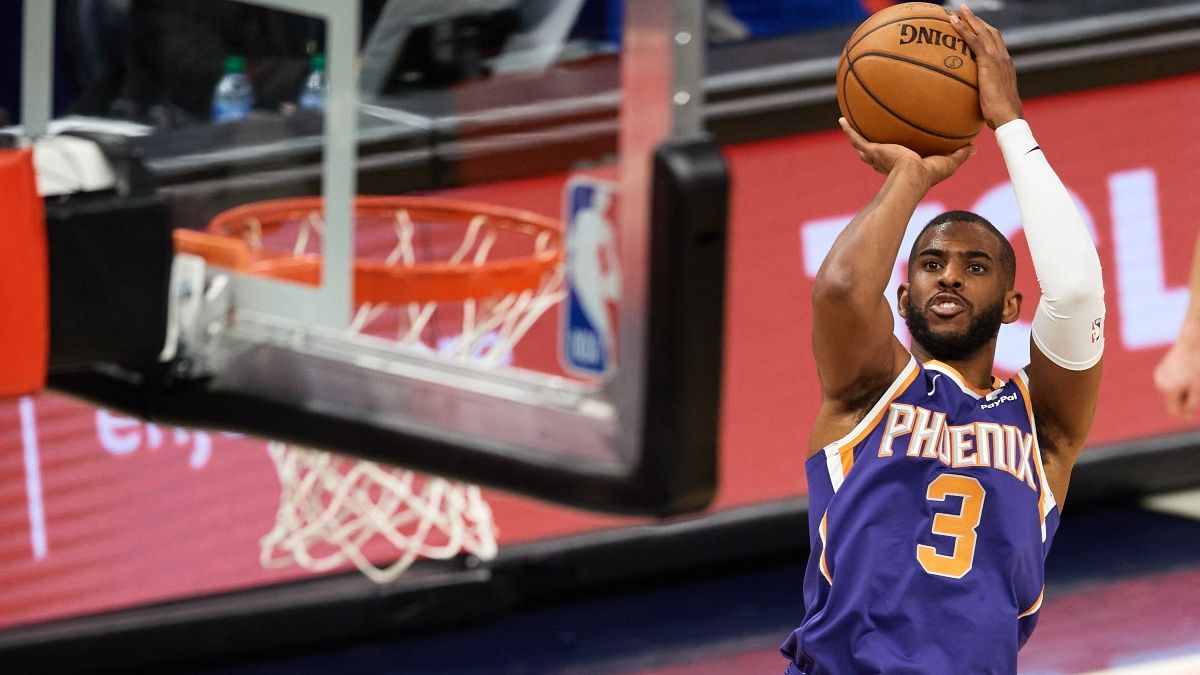 Suns vs. Lakers NBA Odds & Picks: Back Red-Hot Phoenix Against Champs article feature image