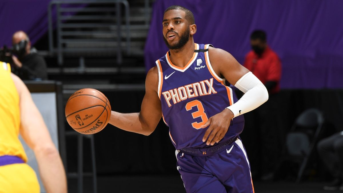Grizzlies vs. Suns NBA Odds & Picks: Keep Backing Phoenix Against the Spread (Monday, March 15) article feature image