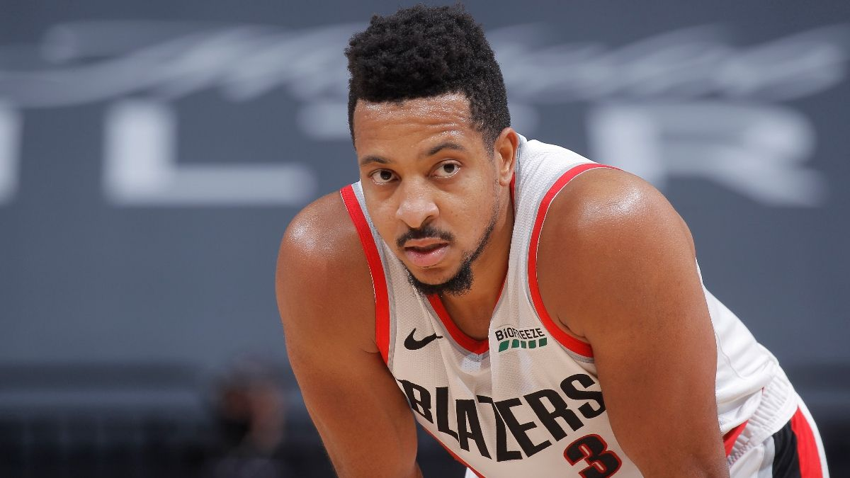 Pelicans vs. Trail Blazers NBA Odds & Picks: Back Portland With CJ McCollum Returning (Tuesday, March 16) article feature image