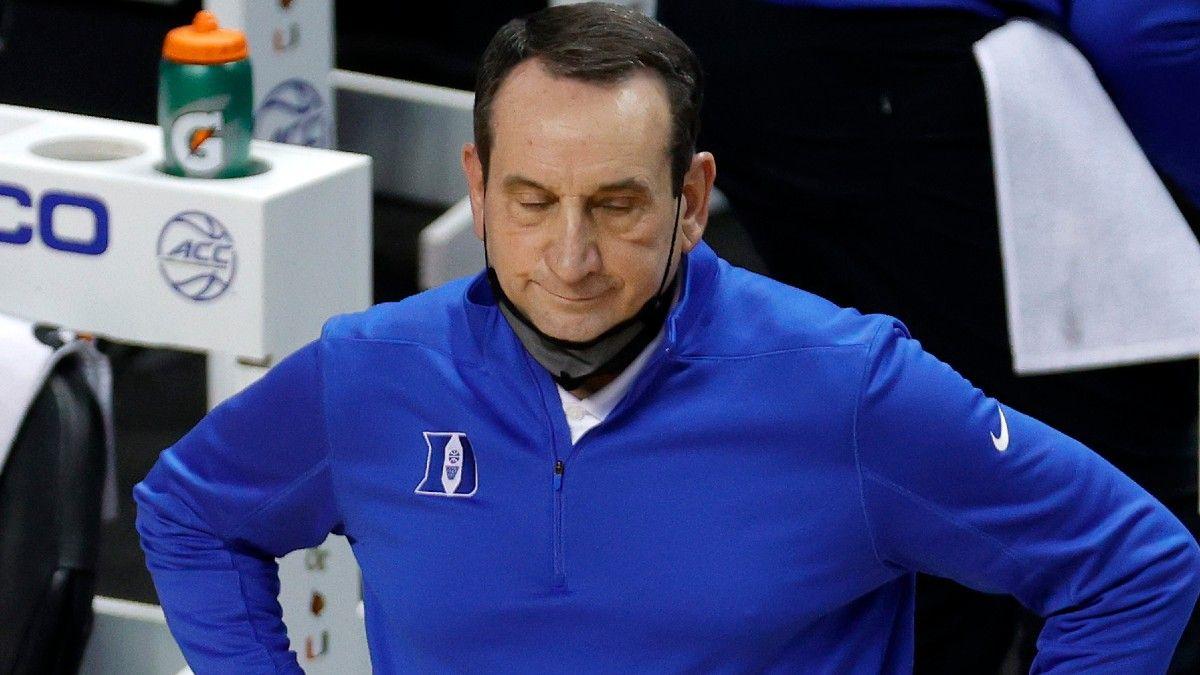 NCAA Tournament Snubs: Duke, Louisville, Seton Hall Among Teams Left Off Bracket article feature image