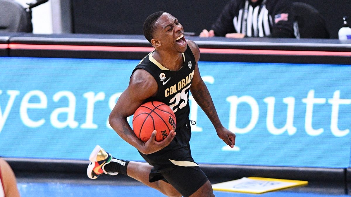 Colorado Buffaloes March Madness Promos: Bet $20, Win $150 if the Buffs Score a Point, More! article feature image