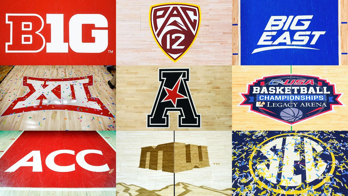 College Basketball Tournament Seeding & Qualifying Implications for All 15 Remaining Conferences article feature image