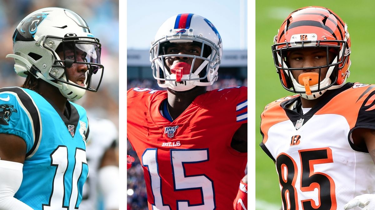 Curtis Samuel, John Brown & Tee Higgins See Fantasy Value Rise article feature image