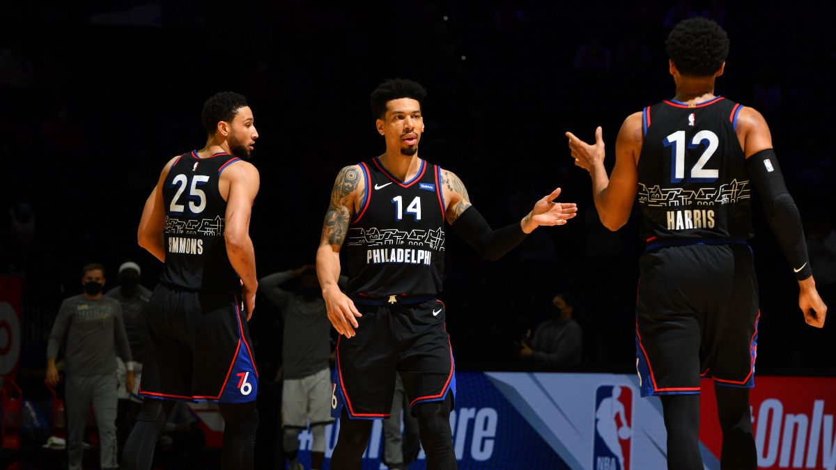 Tuesday's NBA Odds, Picks, Predictions: Our Staff's Best Bets for Wizards vs. Knicks, 76ers vs. Warriors (March 23) article feature image