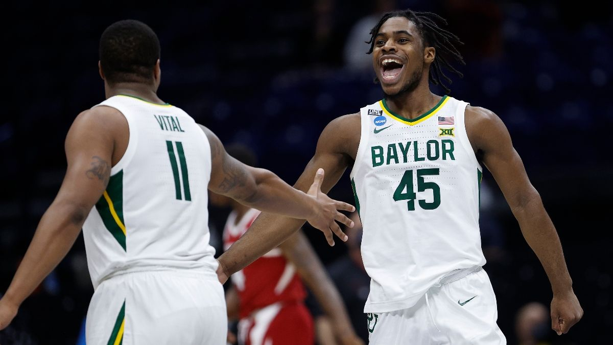 Baylor vs. Houston Betting Odds: Spread, Total, Moneyline for NCAA Tournament Final Four article feature image