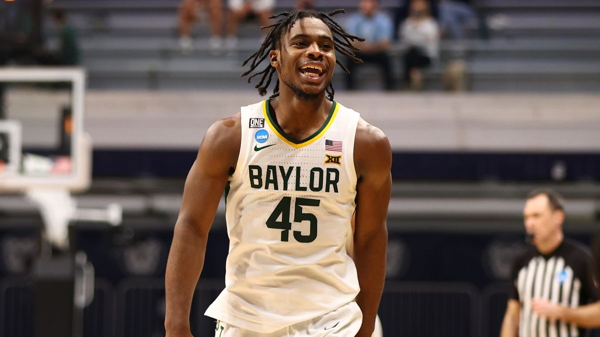 Arkansas vs. Baylor Odds: Spread, Total for NCAA Tournament Elite Eight (March 29) article feature image
