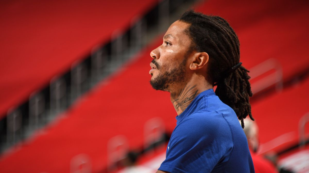 NBA Injury News & Starting Lineups (March 2): Derrick Rose Out, Keldon Johnson Active Tuesday article feature image