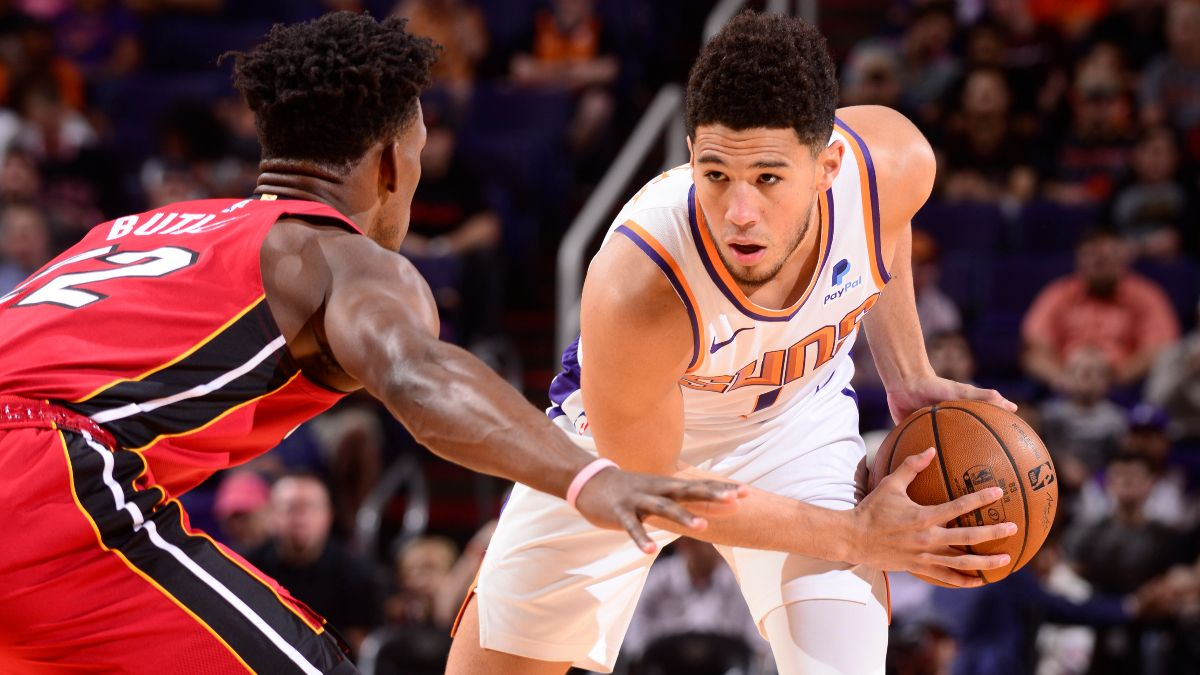 Suns vs. Heat NBA Odds & Picks: Grab the Value on the Road Team (Tuesday, March 23) article feature image