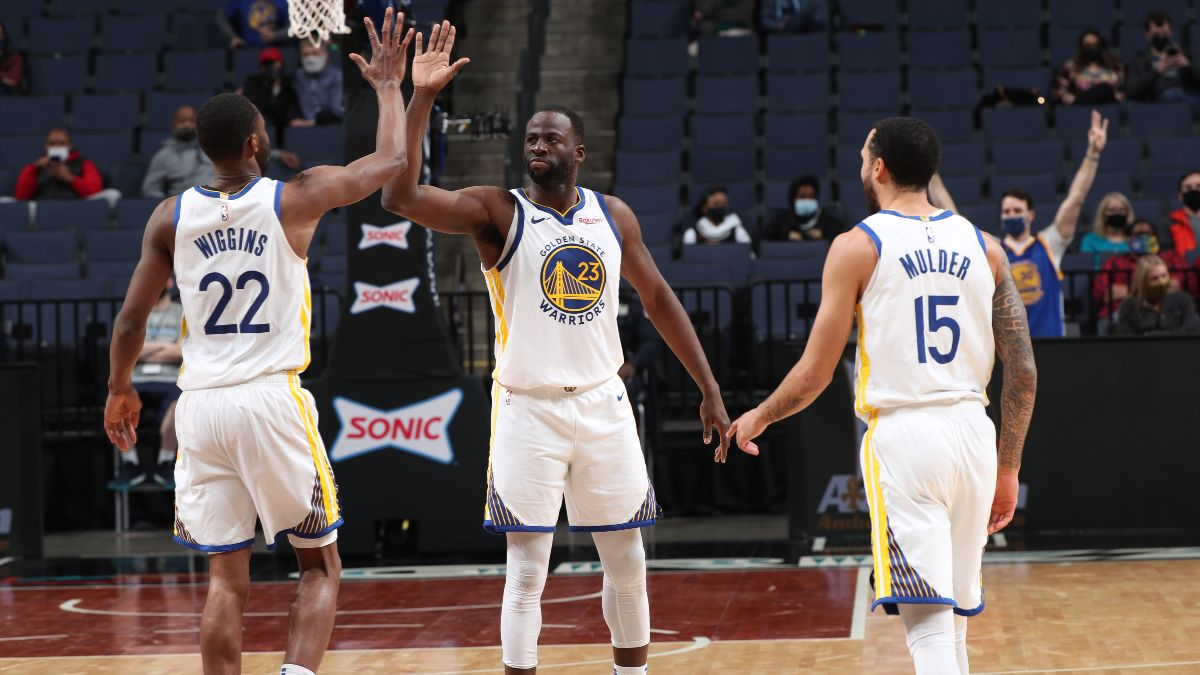 NBA Odds, Picks, Predictions: Our Staff's Best Bets for Lakers vs. Hawks, Warriors vs. Grizzlies (Saturday, March 20) article feature image