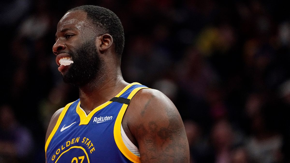NBA Injury News & Starting Lineups (March 25): Draymond Green Ruled Out Thursday article feature image