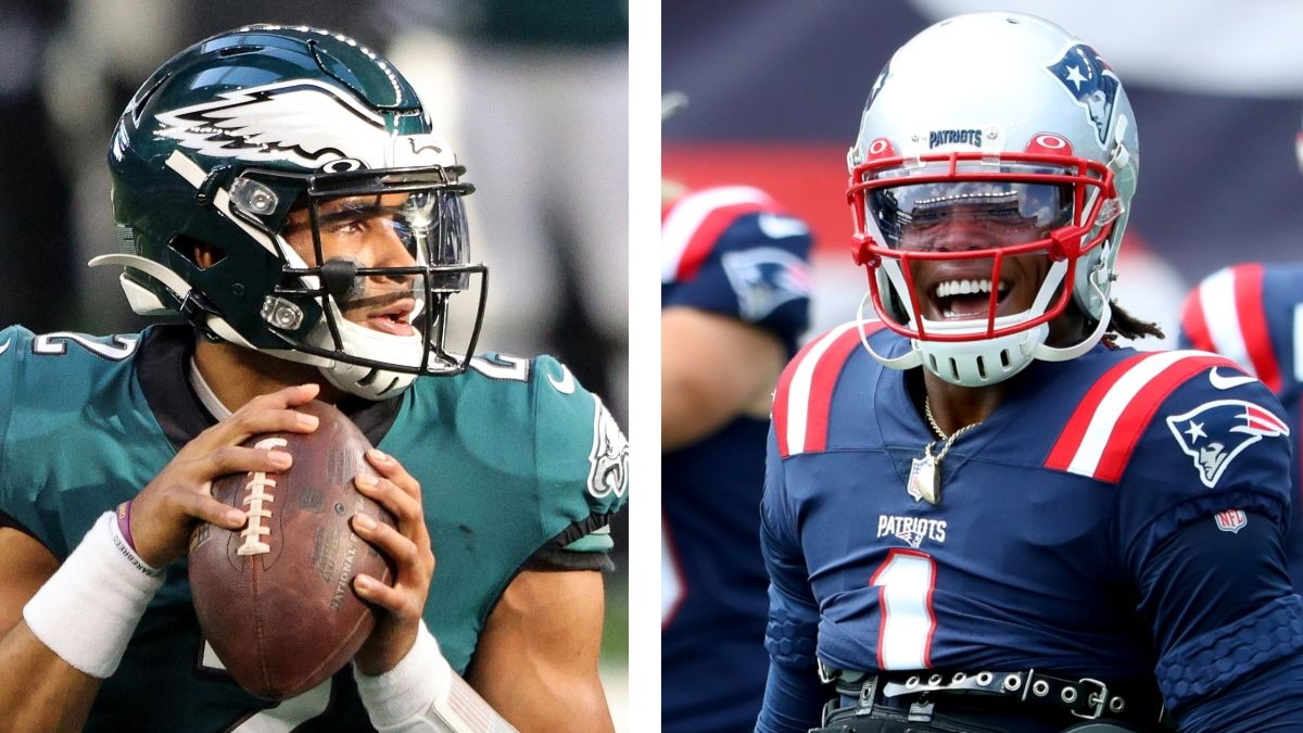 Cam Newton, Ryan Fitzpatrick & More QBs Whose Fantasy Stock Rose article feature image