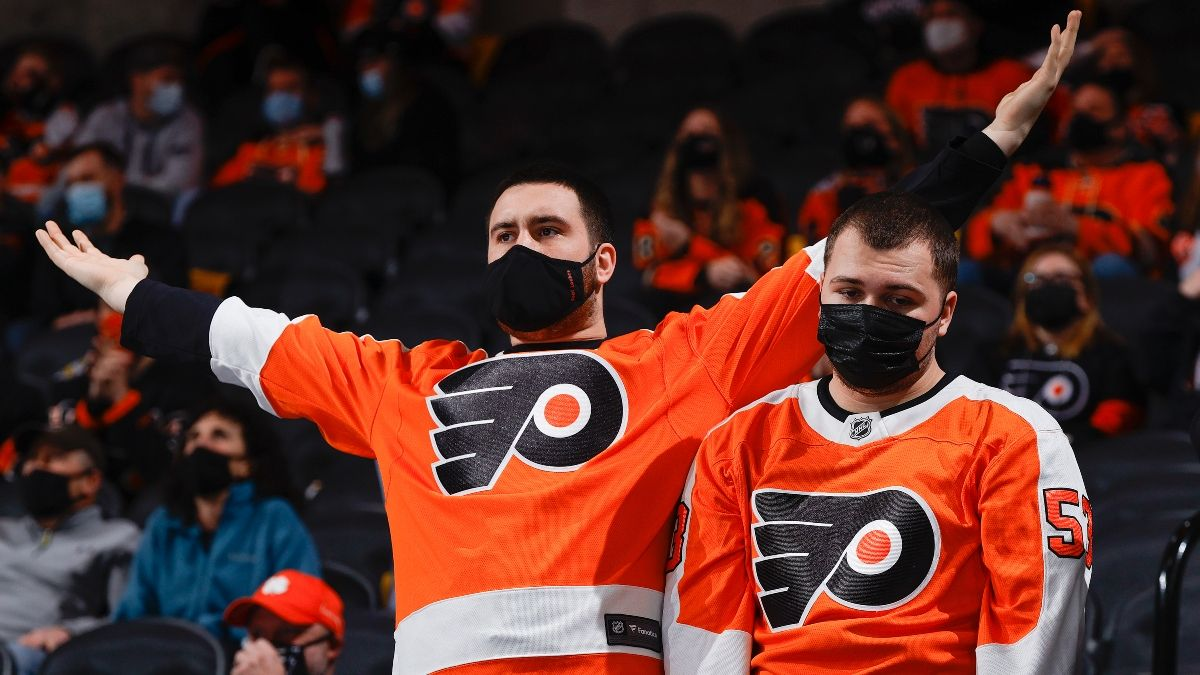 New York Rangers vs. Philadelphia Flyers Odds, Picks and Best Bets: Keep Fading the Flyers (Thursday, March 25) article feature image