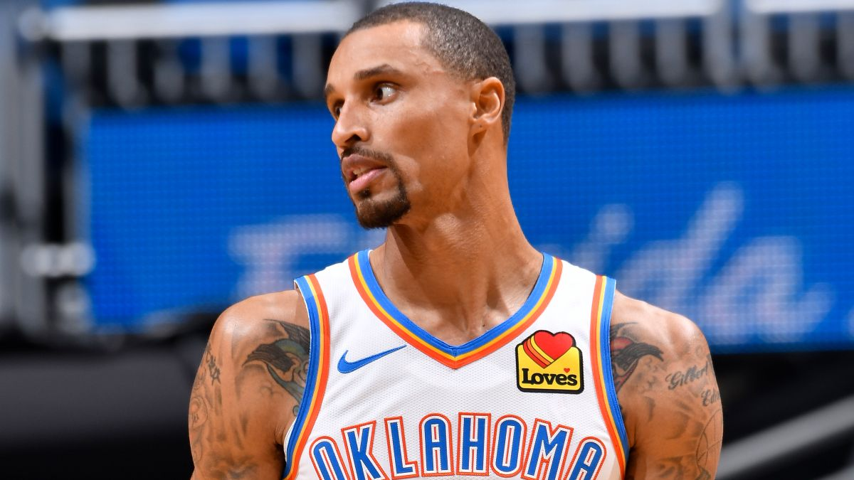 How George Hill's Trade to the Philadelphia 76ers Impacts NBA Title Odds article feature image