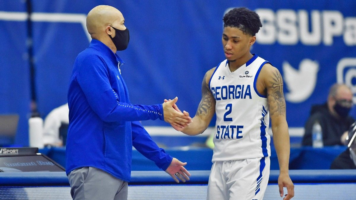 Sun Belt Tournament Championship Odds & Pick: Georgia State vs. Appalachian State Betting Preview article feature image