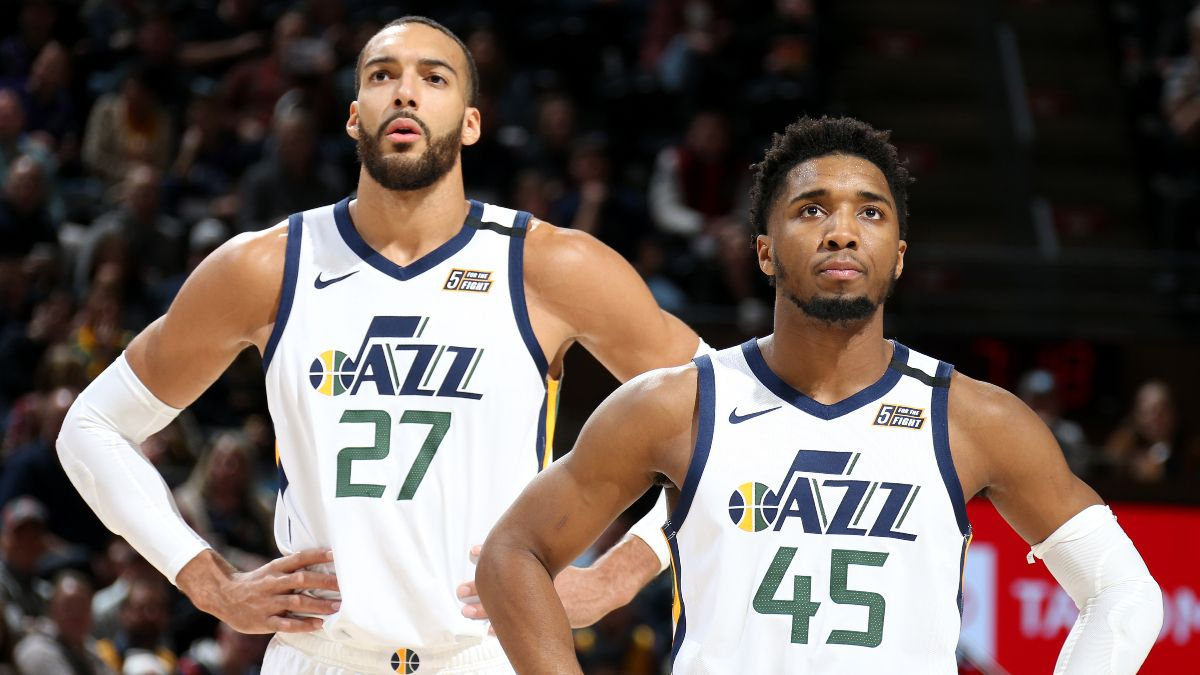Moore: The Utah Jazz Are a Betting Puzzle article feature image