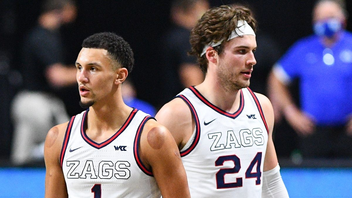 NCAA Tournament Odds, Picks, Betting Predictions: Gonzaga vs. Norfolk State (March 20) article feature image