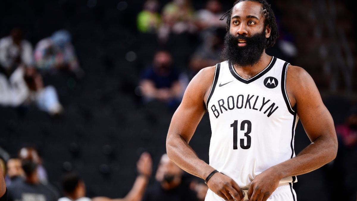 Nets vs. Rockets Odds & Picks: How To Bet James Harden's Return To Houston This Wednesday article feature image