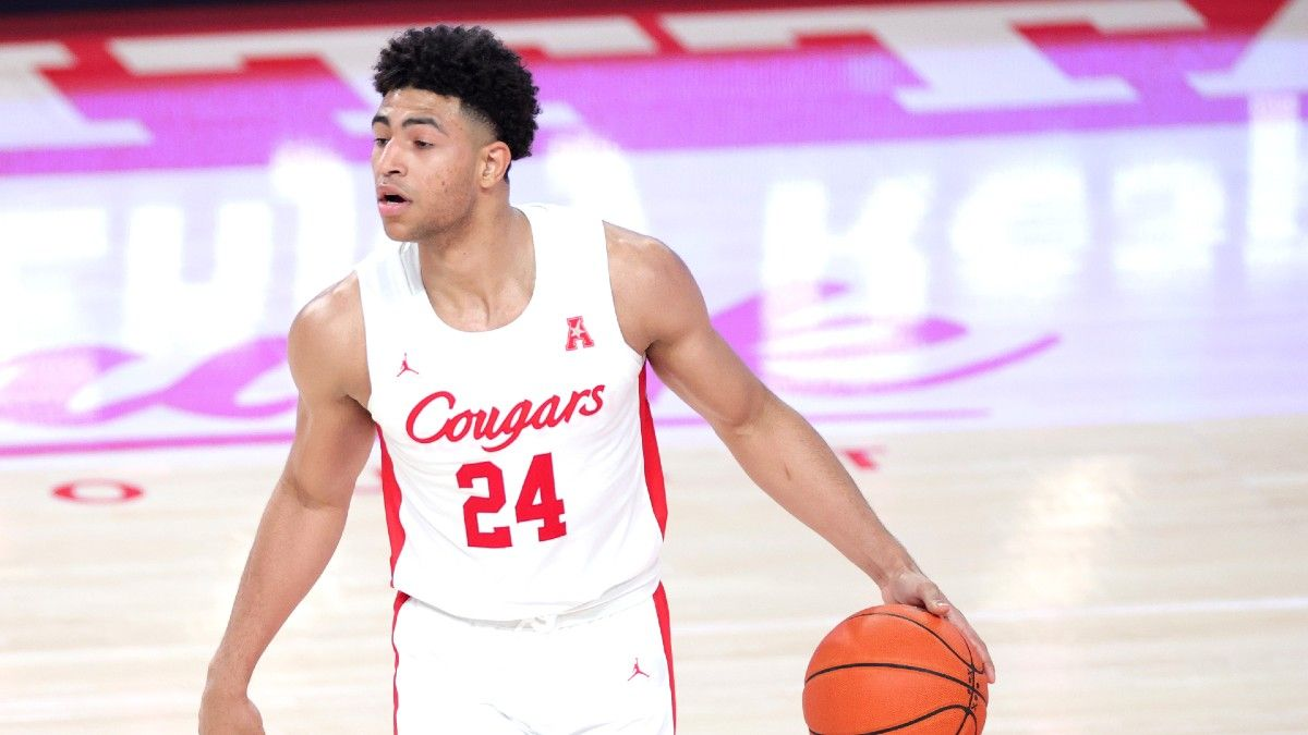 Houston vs. Cleveland State Odds, Pick, Prediction: Bet the Cougars Twice in NCAA Tournament article feature image