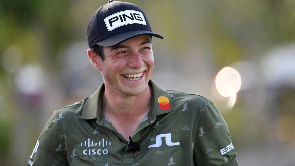 2021 Arnold Palmer Invitational Odds: McIlroy, Hovland and DeChambeau the Favorites at Bay Hill article feature image
