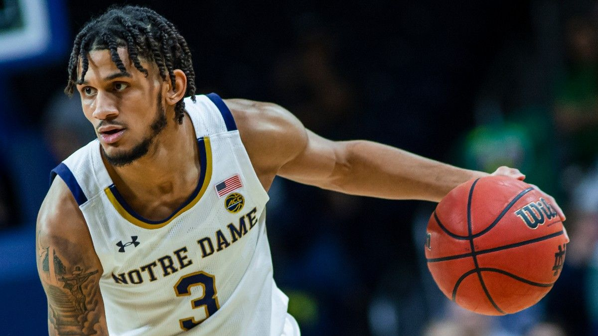 Notre Dame vs. Florida State Basketball Odds & Pick: Eye First-Half Spread for Inconsistent Irish article feature image