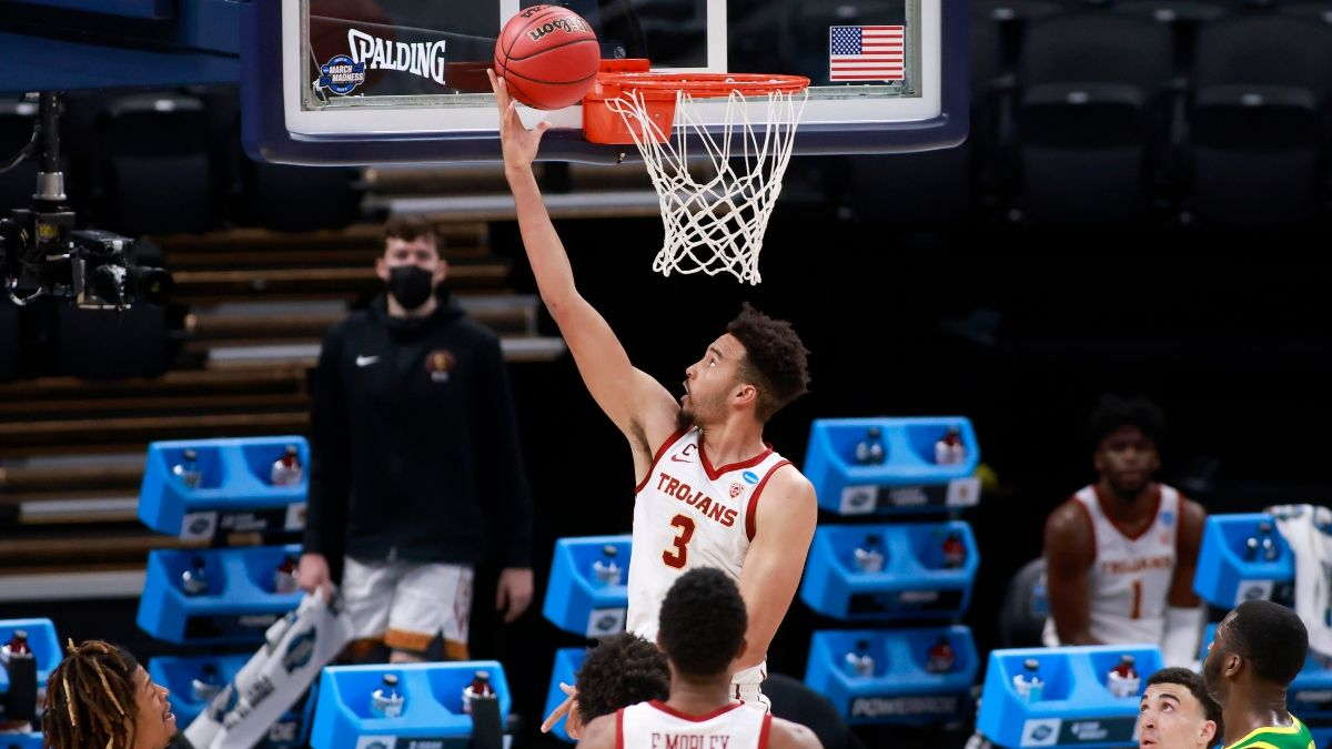 2021 NCAA Tournament Odds, Picks & Predictions: Gonzaga vs. USC Total Takes Sharp Action (March 30) article feature image