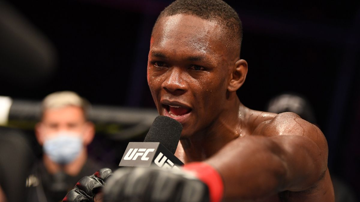 UFC 259 Promos: Bet $20, Win $125 if Adesanya or Nunes Lands at Least One Strike, More! article feature image