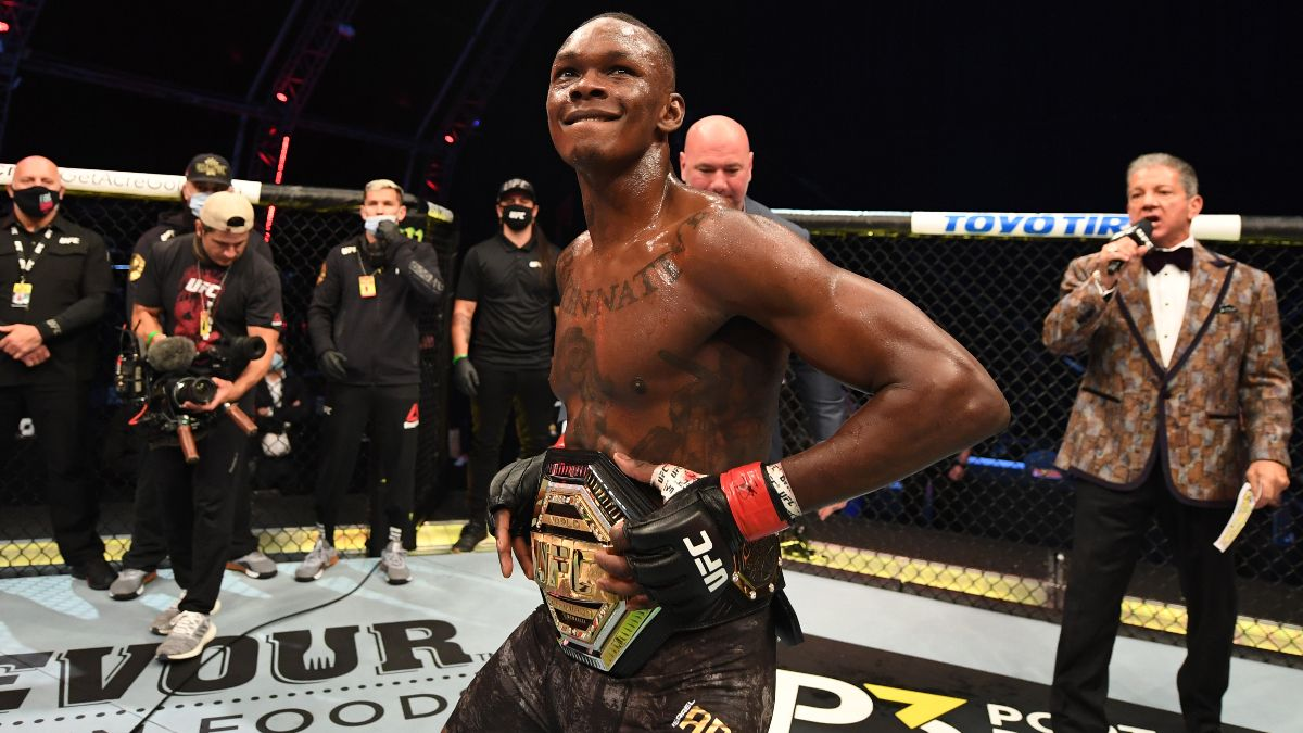 UFC 259 Odds, Schedule & TV Channel: Israel Adesanya Strong Favorite in Light Heavyweight Title Fight vs. Jan Blachowicz article feature image
