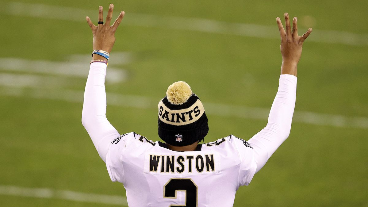 NFL Free Agency 2021: Jameis Winston Agrees to 1-Year Deal Worth Up To $12 Million with Saints article feature image