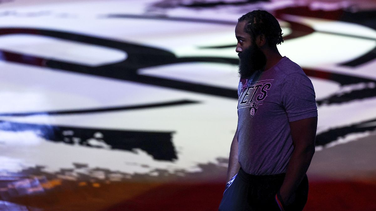 NBA Injury News & Starting Lineups (March 23): James Harden Questionable, Lonzo Ball Ruled Out Tuesday article feature image