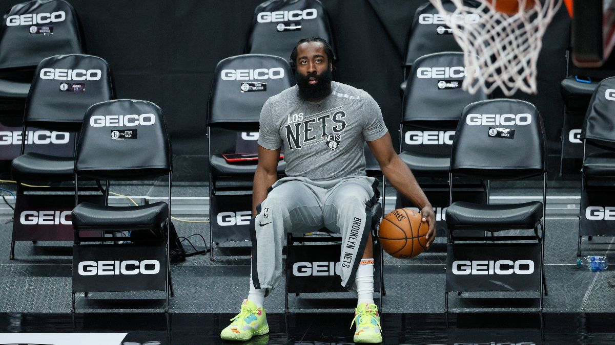 NBA Injury News & Starting Lineups (March 24): James Harden Ruled Out Wednesday article feature image