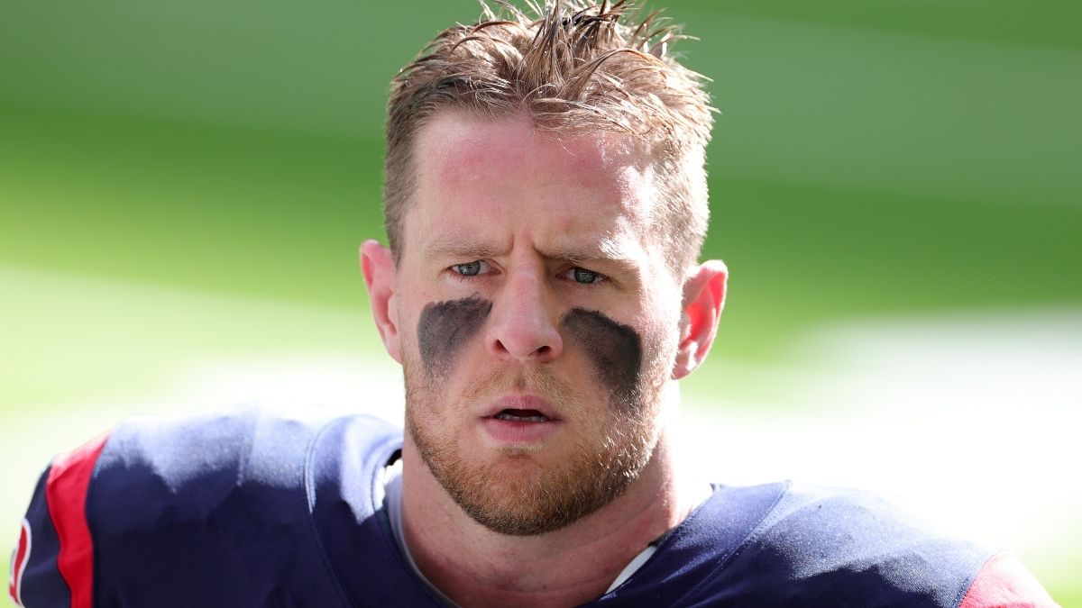 J.J. Watt Signing Boosts Cardinals' Super Bowl Odds From 50-1 to 33-1 article feature image