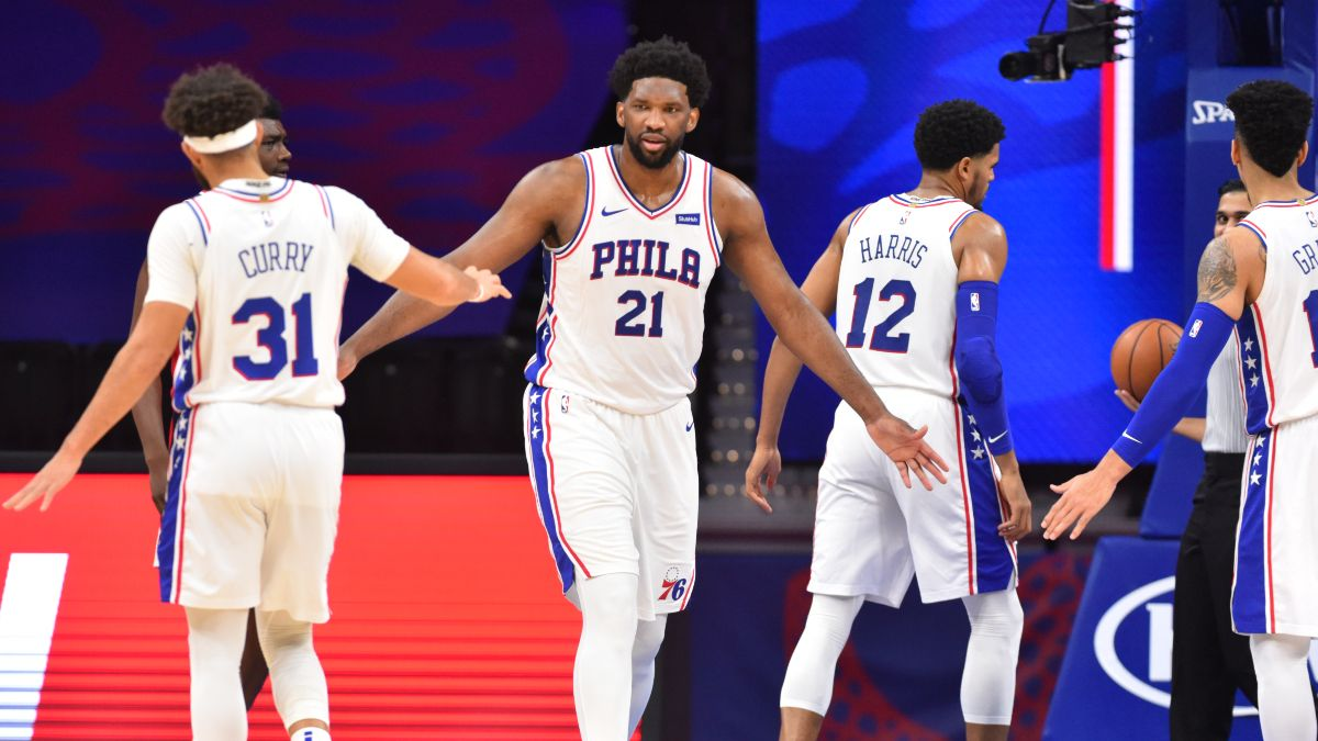 76ers vs. Wizards NBA Odds & Picks: Bet the Sixers to Cover on a Back-to-Back (Friday, March 12) article feature image