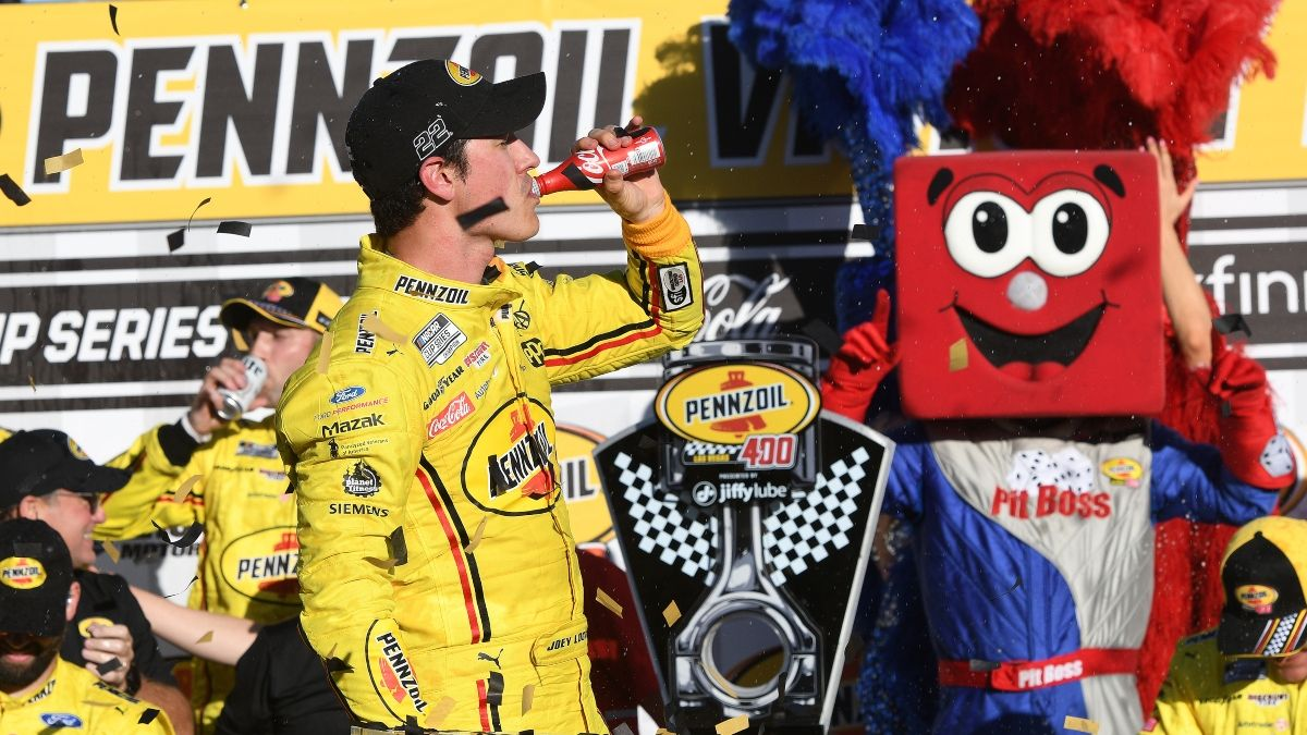 NASCAR at Las Vegas Odds & Picks: 4 Futures and Props To Bet for Sunday's Pennzoil 400 article feature image