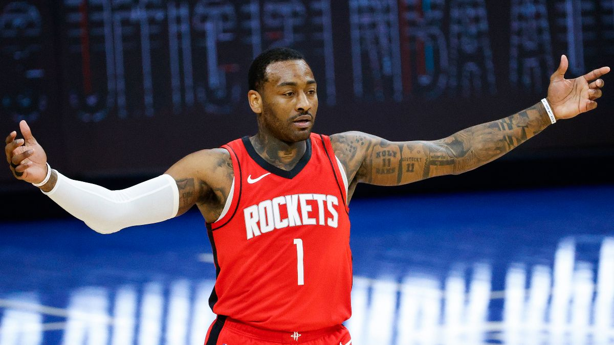 Rockets vs. Suns NBA Odds & Picks: Sharp Action Backing Road Dogs (Monday, April 12) article feature image
